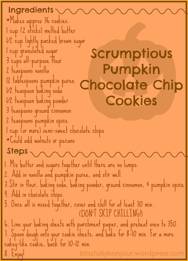pumpkincookierecipe